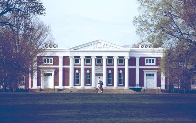 What grades should I get in college to transfer to the University of Virginia?