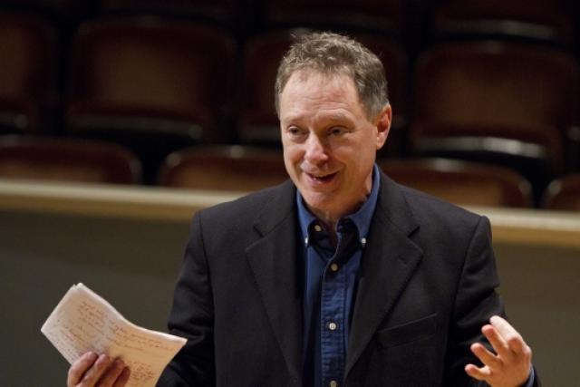 Picture Richard Handler at University of Virginia